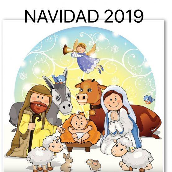 PROGRAMA NAVIDAD 2019. Descárgatelo